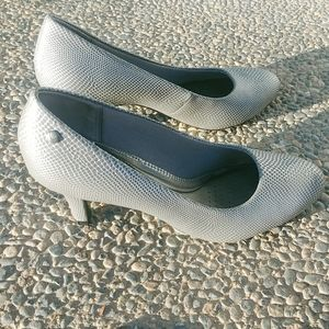 Life Stride Pewter Parigi Pumps